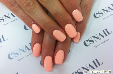 Fashion Nails Spring-Summer 2014 (photo)