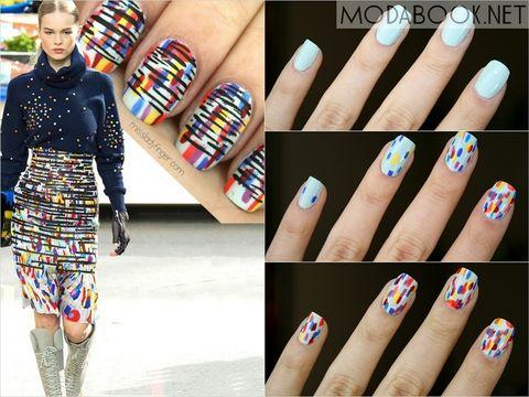 Модный дизайн ногтей осень-зима 2014-2015 (фото)