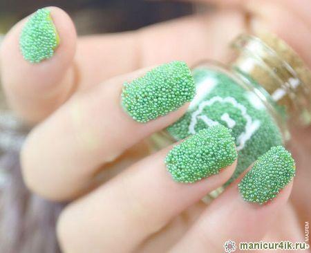 фото дизайна ногтей литье и жидкие камни