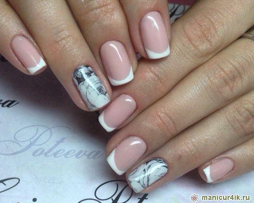 Модный дизайн ногтей весна-лето 2017 (фото)