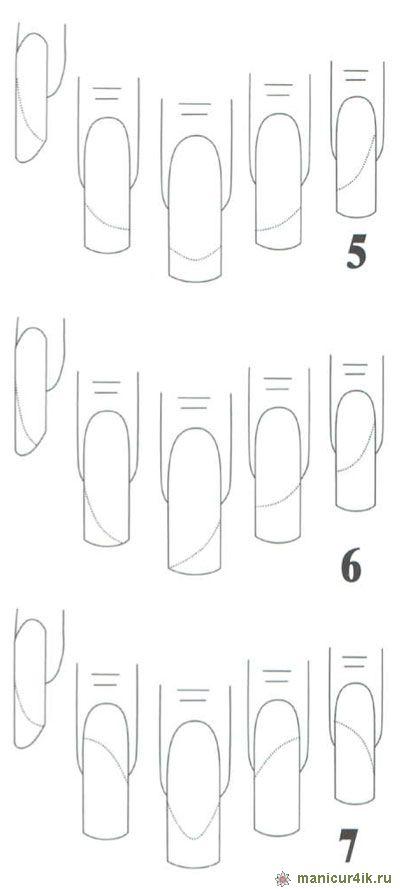 Гармония в дизайне ногтей
