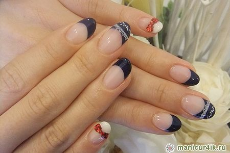 фото ногтей пик