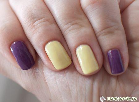 какого цвета должны быть ногти на руках