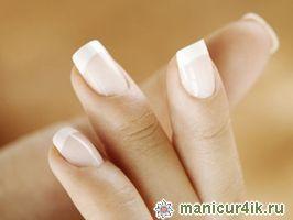 Анатомия и физиология ногтя