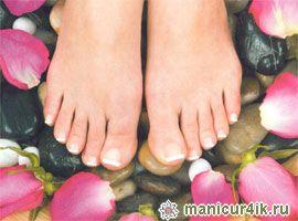 Уход за кожей ног при сахарном диабете