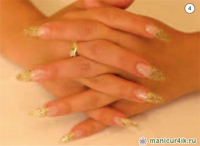 дизайн ногтей, материалы для дизайна