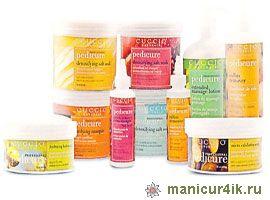 Новая линия средств для педикюра Cuccio Naturale